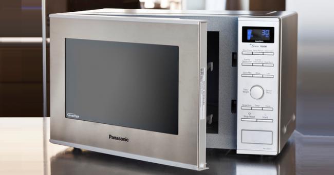 Инверторная печь позволяет в полной мере раскрыть потенциальную мощность микроволновой печи, сохраняя питательные свойства продуктов