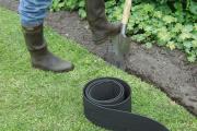 Фото 28 Ограждения для клумб и грядок: 70+ роскошных идей, которые преобразят ваш сад