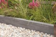 Фото 2 Ограждения для клумб и грядок: 70+ роскошных идей, которые преобразят ваш сад