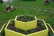 Фото 20 Ограждения для клумб и грядок: 70+ роскошных идей, которые преобразят ваш сад