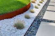 Фото 30 Ограждения для клумб и грядок: 70+ роскошных идей, которые преобразят ваш сад