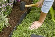 Фото 32 Ограждения для клумб и грядок: 70+ роскошных идей, которые преобразят ваш сад