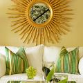 Оттенки зеленого в интерьере: 80+ гармоничных решений от оливкового и до изумрудного фото