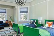 Фото 5 Оттенки зеленого в интерьере: 80+ гармоничных решений от оливкового и до изумрудного