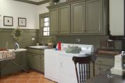 Фото 6 Оттенки зеленого в интерьере: 80+ гармоничных решений от оливкового и до изумрудного