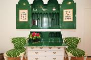 Фото 4 Оттенки зеленого в интерьере: 80+ гармоничных решений от оливкового и до изумрудного