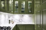 Фото 31 Оттенки зеленого в интерьере: 80+ гармоничных решений от оливкового и до изумрудного