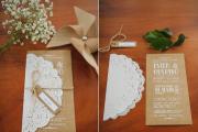 Фото 16 Пригласительные на свадьбу: тренды 2018 года и мастер-классы по созданию своими руками