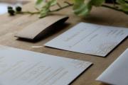 Фото 1 Пригласительные на свадьбу: тренды 2017 года и мастер-классы по созданию своими руками