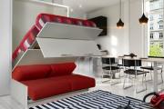 Фото 3 Когда каждый метр на счету — шкаф-кровать с диваном: как выбрать идеальную кровать-трансформер для квартиры?
