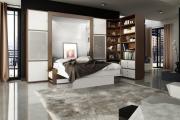Фото 6 Когда каждый метр на счету — шкаф-кровать с диваном: как выбрать идеальную кровать-трансформер для квартиры?