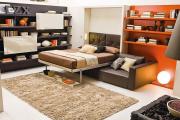 Фото 7 Когда каждый метр на счету — шкаф-кровать с диваном: как выбрать идеальную кровать-трансформер для квартиры?