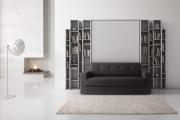 Фото 8 Когда каждый метр на счету — шкаф-кровать с диваном: как выбрать идеальную кровать-трансформер для квартиры?