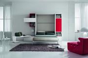 Фото 13 Когда каждый метр на счету — шкаф-кровать с диваном: как выбрать идеальную кровать-трансформер для квартиры?
