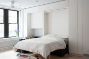 Фото 15 Когда каждый метр на счету — шкаф-кровать с диваном: как выбрать идеальную кровать-трансформер для квартиры?