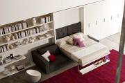 Фото 16 Когда каждый метр на счету — шкаф-кровать с диваном: как выбрать идеальную кровать-трансформер для квартиры?