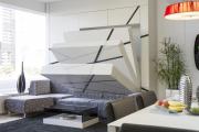 Фото 17 Когда каждый метр на счету — шкаф-кровать с диваном: как выбрать идеальную кровать-трансформер для квартиры?