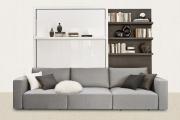 Фото 18 Когда каждый метр на счету — шкаф-кровать с диваном: как выбрать идеальную кровать-трансформер для квартиры?