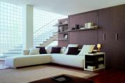 Фото 25 Когда каждый метр на счету — шкаф-кровать с диваном: как выбрать идеальную кровать-трансформер для квартиры?