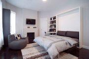 Фото 28 Когда каждый метр на счету — шкаф-кровать с диваном: как выбрать идеальную кровать-трансформер для квартиры?