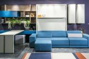 Фото 32 Когда каждый метр на счету — шкаф-кровать с диваном: как выбрать идеальную кровать-трансформер для квартиры?