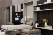 Фото 36 Когда каждый метр на счету — шкаф-кровать с диваном: как выбрать идеальную кровать-трансформер для квартиры?