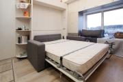 Фото 38 Когда каждый метр на счету — шкаф-кровать с диваном: как выбрать идеальную кровать-трансформер для квартиры?