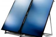 Фото 13 Солнечные коллекторы для нагрева воды: стратегии использования и все, что нужно знать перед установкой