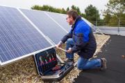 Фото 4 Солнечные коллекторы для нагрева воды: стратегии использования и все, что нужно знать перед установкой