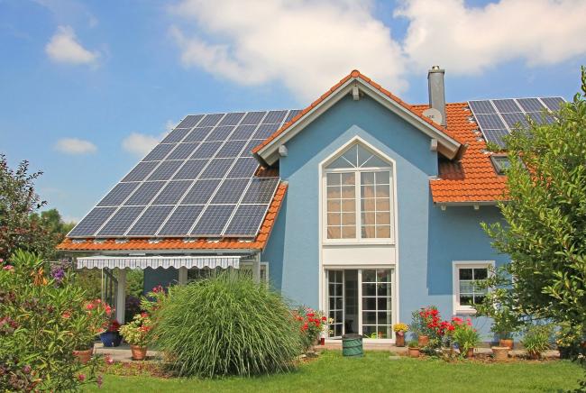 Солнечные коллекторы помогут сэкономить затраты на отопление дома и подогрев воды