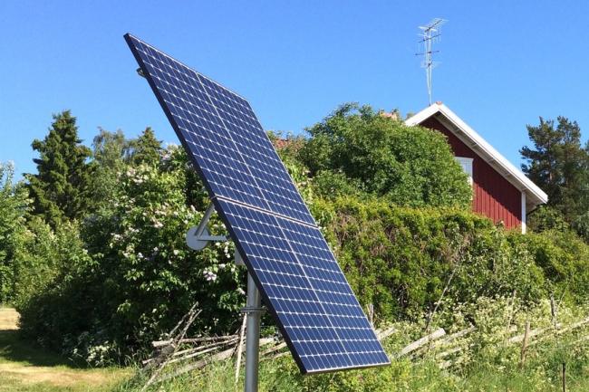 Солнечные коллекторы-концентраторы обладают высоким КПД