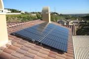 Фото 23 Солнечные коллекторы для нагрева воды: стратегии использования и все, что нужно знать перед установкой