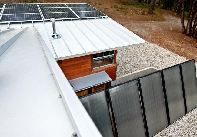 Солнечные коллекторы для нагрева воды становятся очень популярны