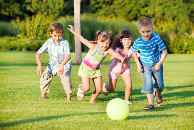 Спортивная площадка должна быть не только удобной и красивой, но и безопасной