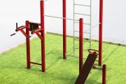 Фото 4 Спортивная площадка на даче: выбираем территорию и как оборудовать ее своими руками