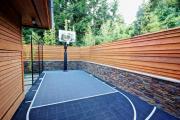 Фото 25 Спортивная площадка на даче: выбираем территорию и как оборудовать ее своими руками