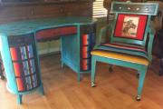 Фото 15 Старая мебель: 75+ потрясающих идей обновления и реставрации мебели без лишних затрат