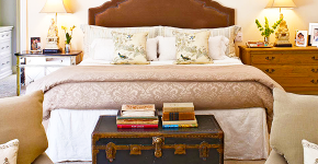 Сундуки для хранения вещей (70+ фото): стильное решение проблемы нехватки места в доме! фото