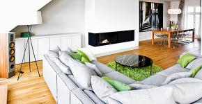 Угловой диван Вольберг: стильный и функциональный немец для вашей семьи фото