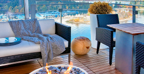 Когда для балкона необходим утеплитель Logicpir? фото