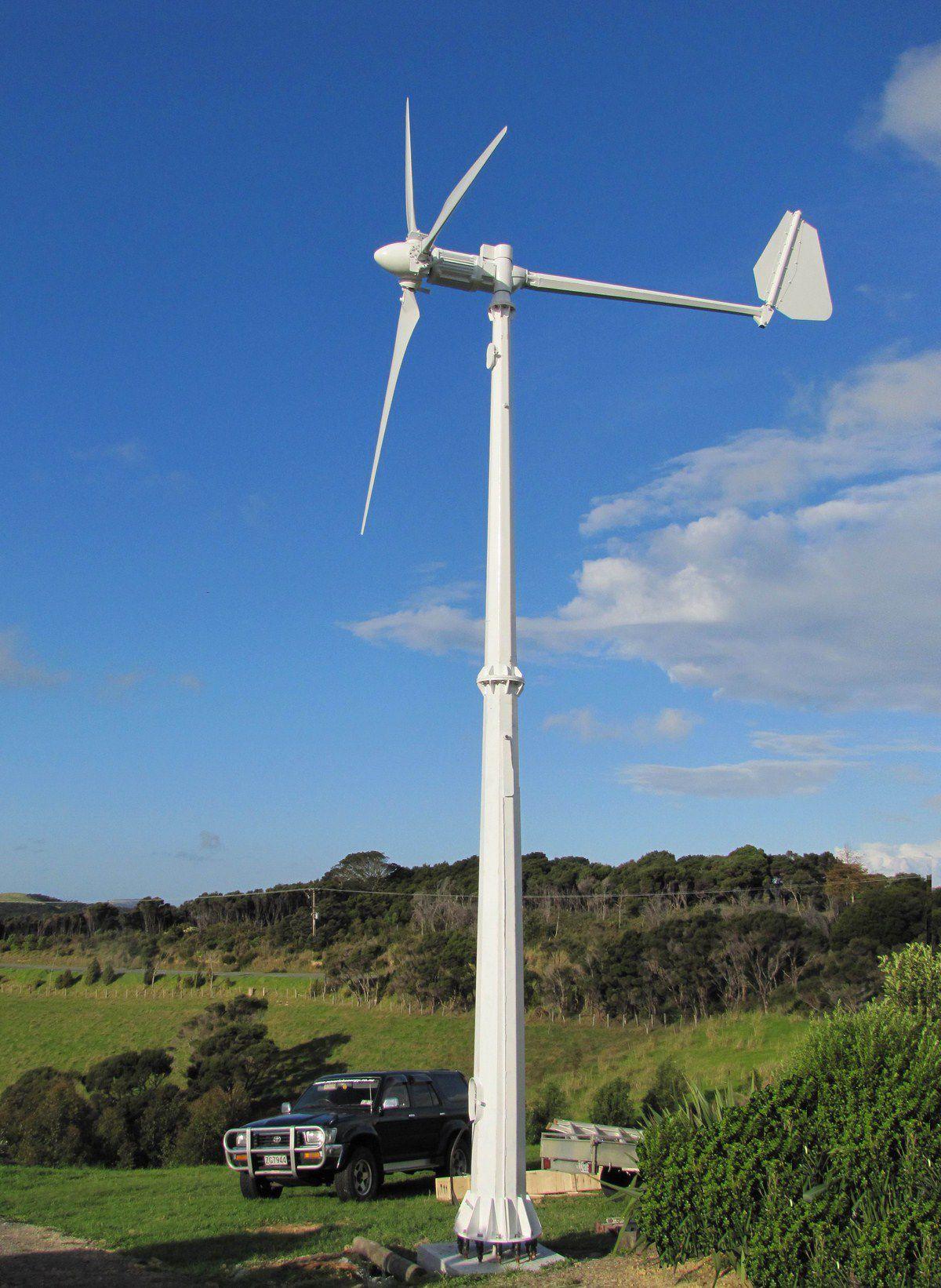 Обои ветряк. Разное foto 4