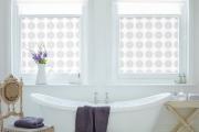 Фото 6 Витражная пленка на стекло: 80+ утонченных решений для домашнего декора
