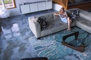 Фото 5 Жидкий линолеум: 70+ идей для создания идеального напольного покрытия
