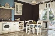 Фото 10 Акцентная зона: 70+ стильных вариантов мозаики на кухонный фартук