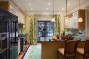 Фото 26 Акцентная зона: 70+ стильных вариантов мозаики на кухонный фартук