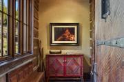 Фото 20 Выбор аристократа — кованые прихожие: 75+ стильных вешалок, обувниц и банкеток для элегантных интерьеров