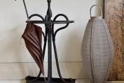 Фото 28 Выбор аристократа — кованые прихожие: 75+ стильных вешалок, обувниц и банкеток для элегантных интерьеров