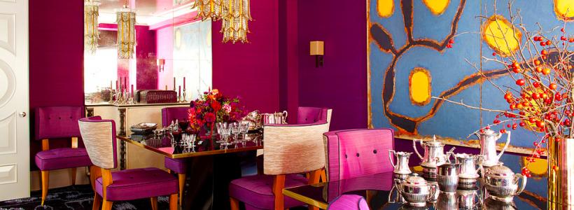 Фуксия, фрез и земляничный: 70+ трендовых расцветок обоев в розовой гамме