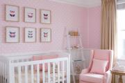 Фото 6 Фуксия, фрез и земляничный: 70+ трендовых расцветок обоев в розовой гамме