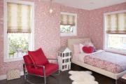 Фото 9 Фуксия, фрез и земляничный: 70+ трендовых расцветок обоев в розовой гамме